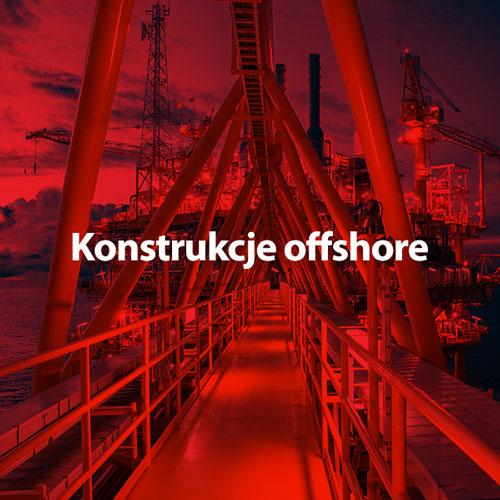Konstrukcje offshore