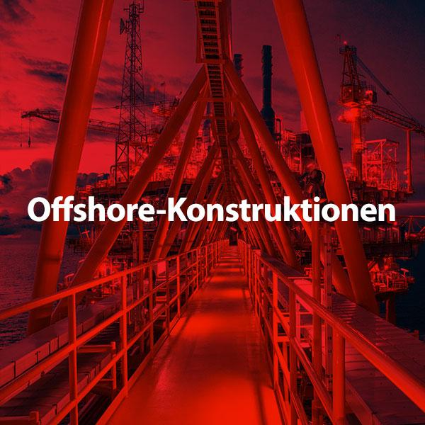 Offshore Konstruktionen