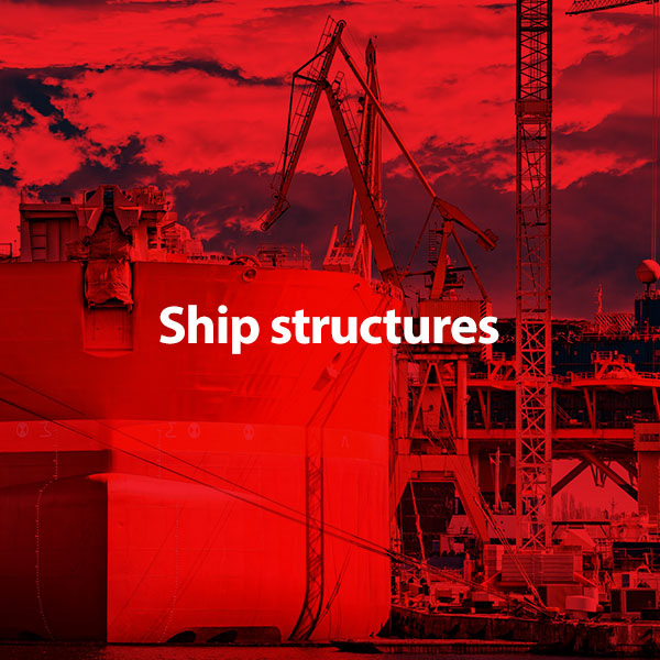 Ship structures